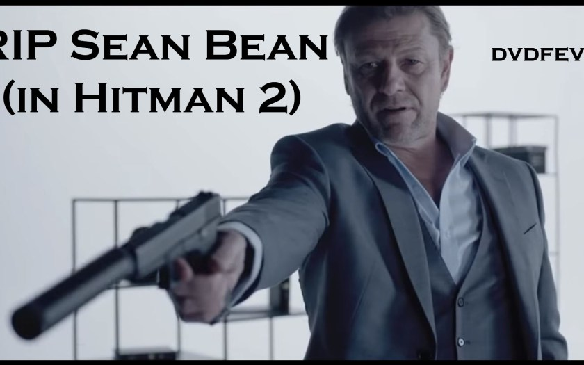Rip Sean Bean In Hitman 2 As Mark Faba Elusive Target 1