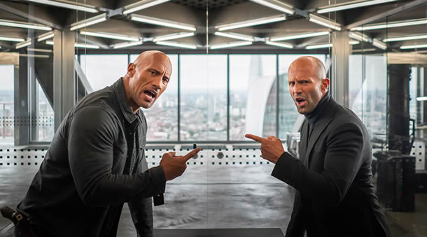 Hobbs And Shaw: Fast And Furious