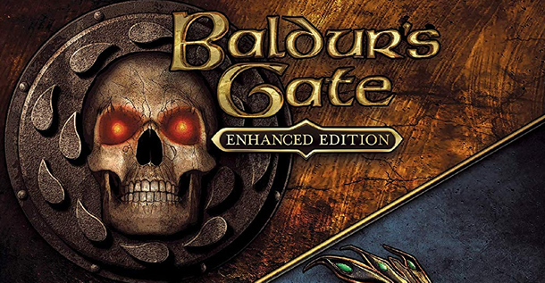Baldur's Gate 1 and 2 Enhanced Edition