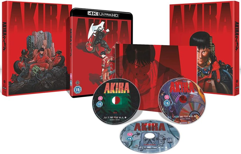 New Blu-ray 3D 4K and DVD releases December 7th 2020