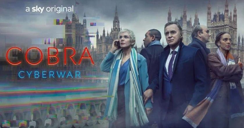 COBRA Season 2: Cyberwar