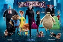 Hotel Transylvania 2 Movie DVD Cover