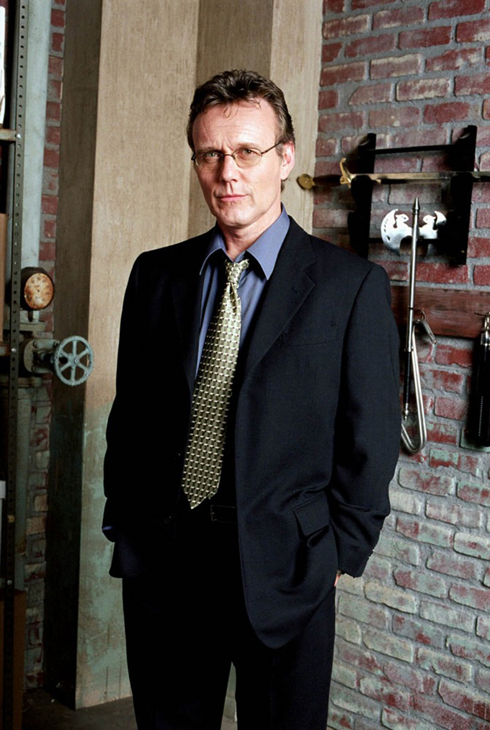 Buffy 2013 Gallery 09 Rupert Giles Anthony Head Photos