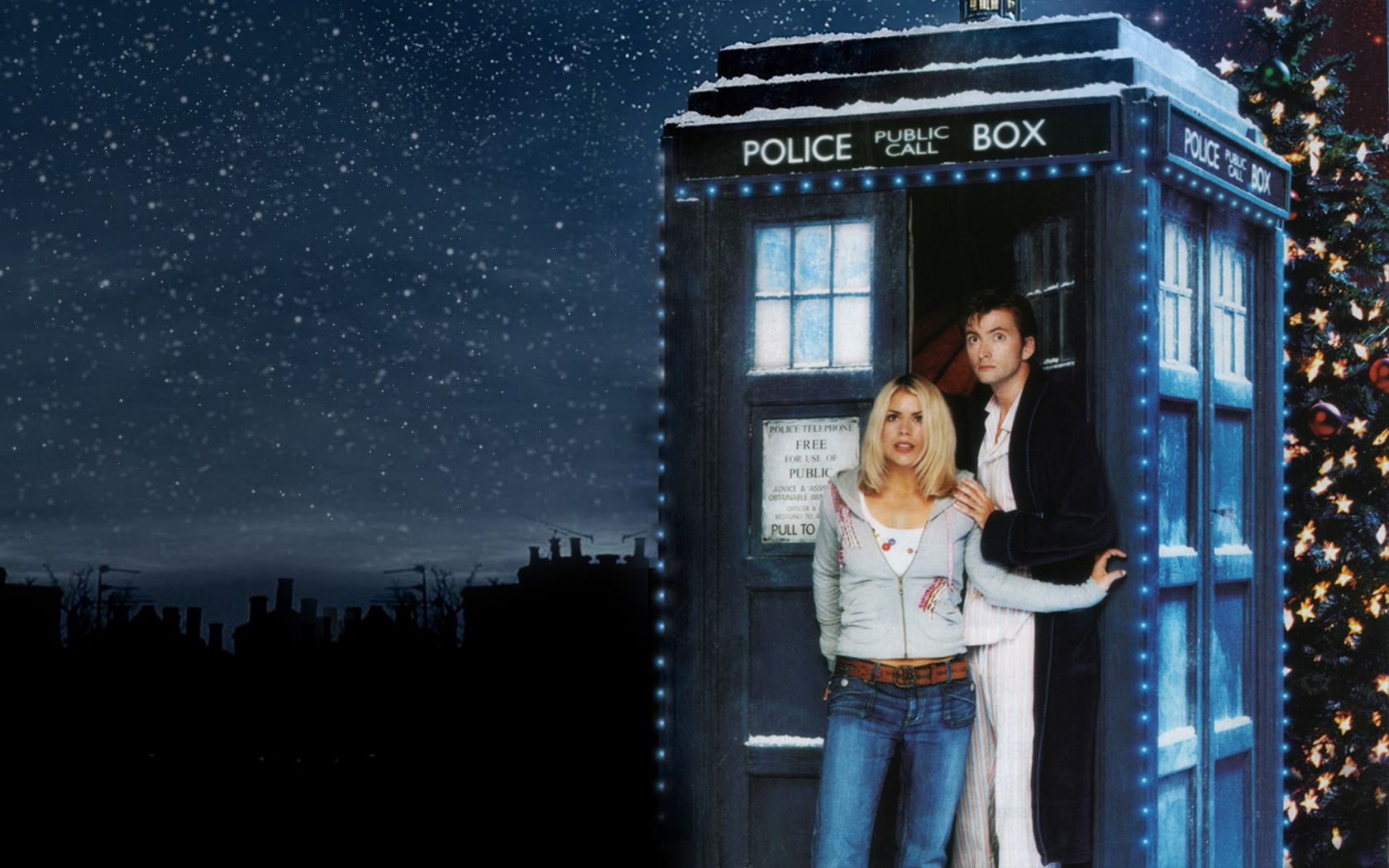 Tenth Doctor Iphone Wallpaper Doctor Who Tv Series 1 Story 167 The Christmas Invasion