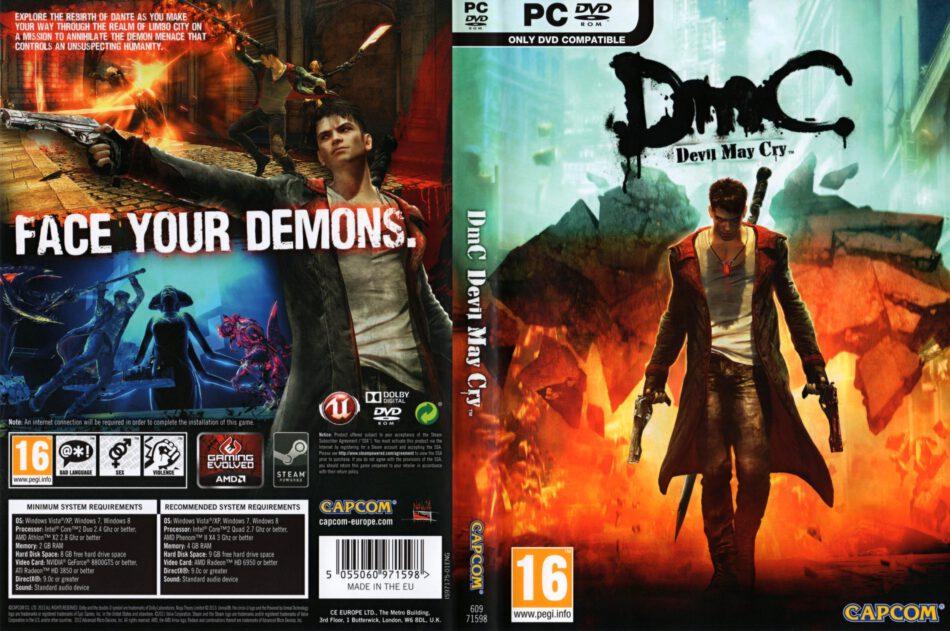 dmc devil may cry 2013 eu pc dvd