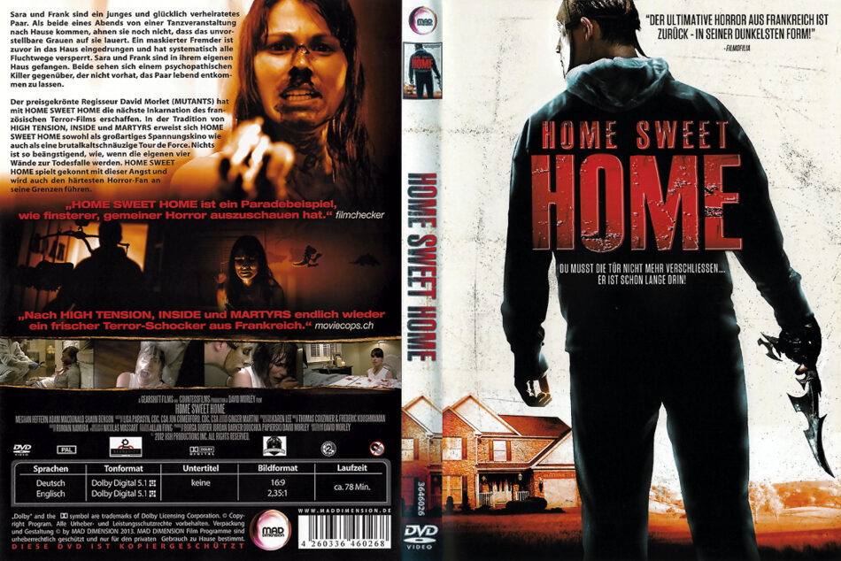 The reports shared that the new season is aiming for a 2022 release. Home Sweet Home 2013 R2 De Dvd Cover Dvdcover Com