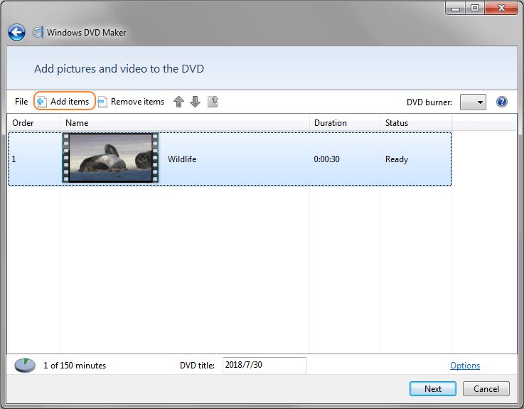 How to Burn Slideshow to DVD on WindowsMac