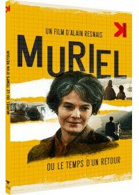 Muriel Ou Le Temps D'un Retour : muriel, temps, retour, DVDFr, Muriel, Temps, Retour, Complet, Blu-ray