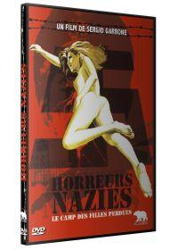 Horreurs Nazies, Le Camp Des Filles Perdues : horreurs, nazies,, filles, perdues, DVDFr, Sergio, Garrone, (1925-), Scénariste, Fiche, Bio-filmographique
