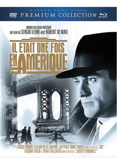Il était Une Fois En Amerique : était, amerique, DVDFr, Amérique, (Combo, Blu-ray