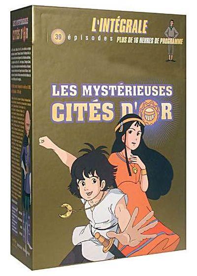 Les Cités D'or Saison 1 : cités, saison, DVDFr, Mystérieuses, Cités, Intégrale, (Saison, (Édition, Luxe)