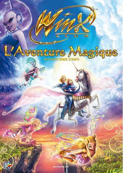 Winx Club 3d : Aventure Magique ! : aventure, magique, DVDFr, L'aventure, Magique
