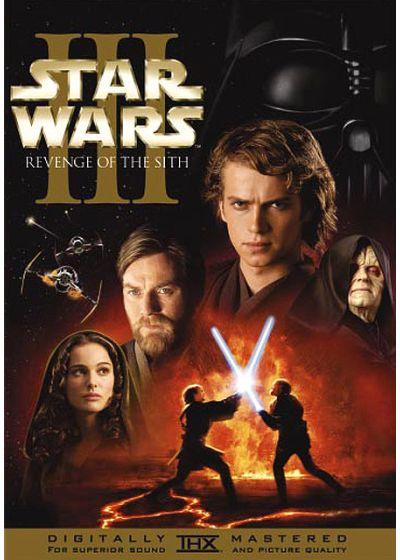 Star Wars La Revanche Des Siths : revanche, siths, DVDFr, Episode, Revanche
