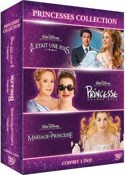 Un Mariage De Princesse 3 : mariage, princesse, DVDFr, Princesses, Collection, Coffret, était, Princesse, Malgré, Mariage, (Pack)