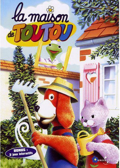 La Maison De Toutou : maison, toutou, DVDFr, Maison, Toutou