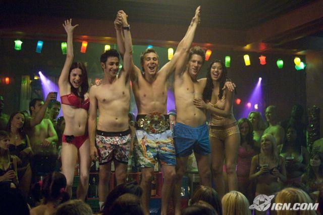 Dwight, Cooze, Ryan e ragazze
