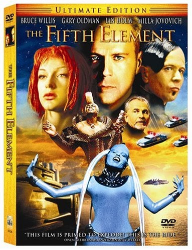 The Fifth Element Ultimate Edition  IGN