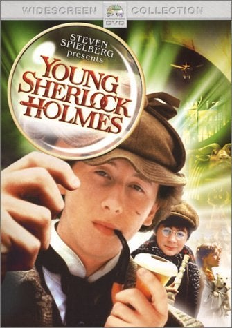 Young Sherlock Holmes DVD Review IGN