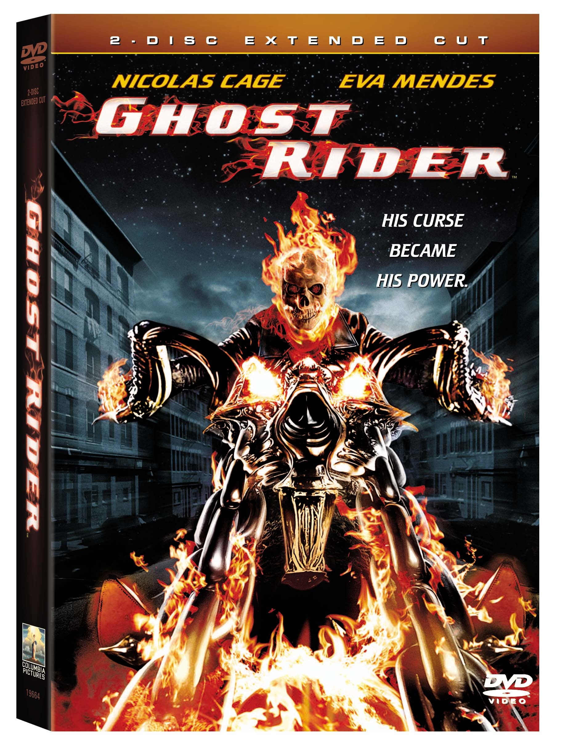 Ghost Rider 2 Disc Extended Cut IGN Page 2