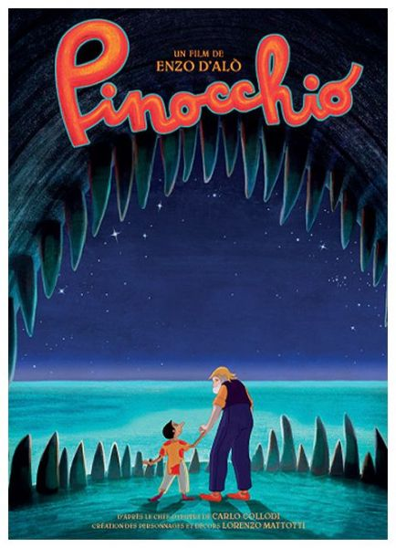 Le Montreur De Marionnette Dans Pinocchio : montreur, marionnette, pinocchio, Pinocchio