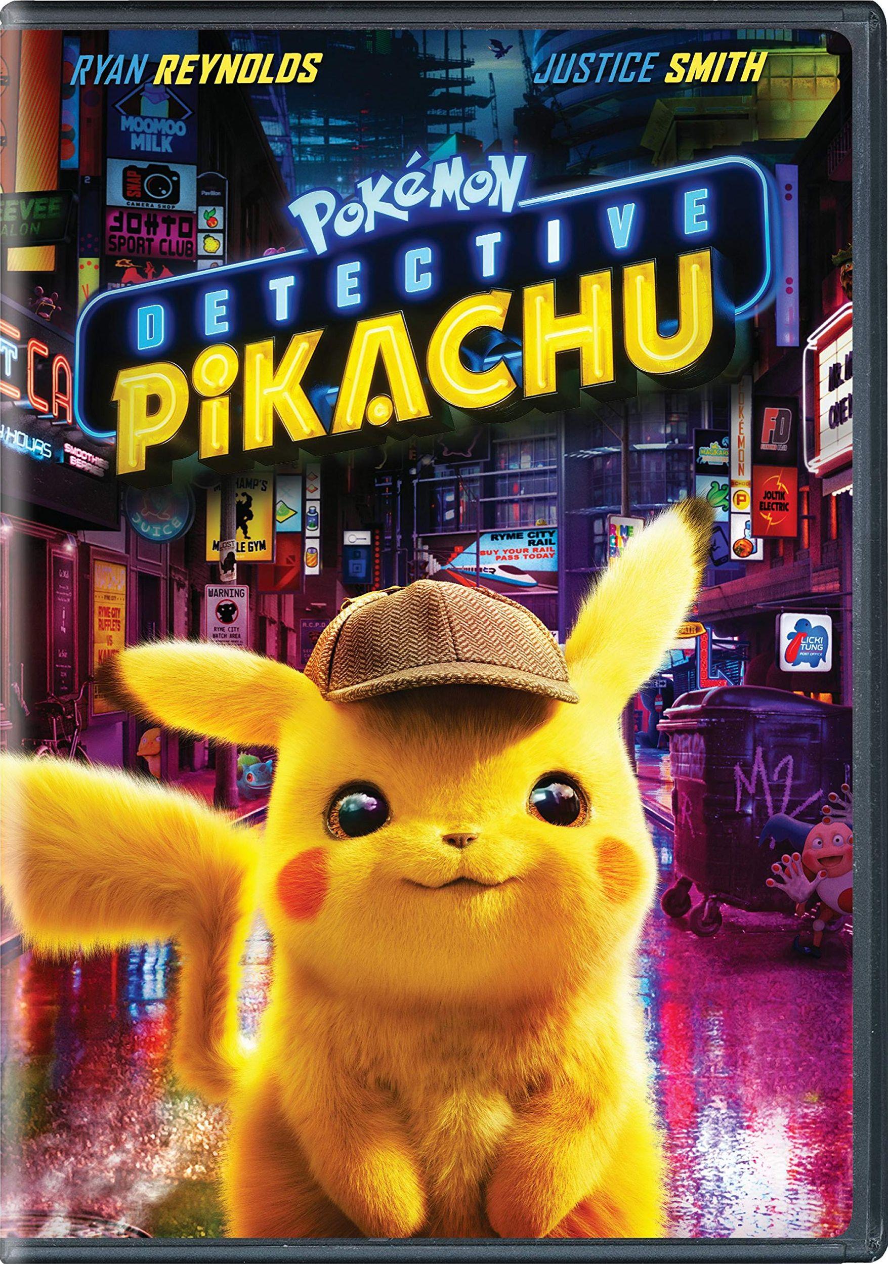 Download Detective Pikachu Sub Indo : download, detective, pikachu, Pokemon, Images:, Detective, Pikachu