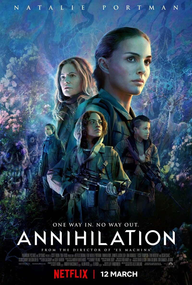 Annihilation Dvd Release Date May 29, 2018