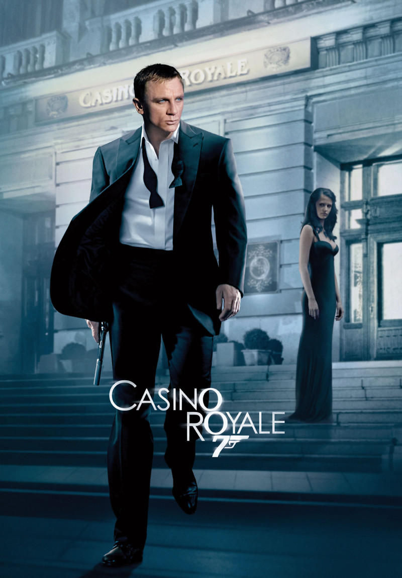 Casino Royale Dvd Release Date March 13, 2007