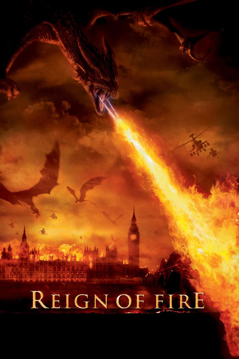 Reign Of Fire Dvd Release Date November 19, 2002