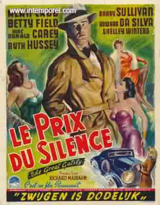 Le Prix Du Silence Film : silence, Silence, DvdToile