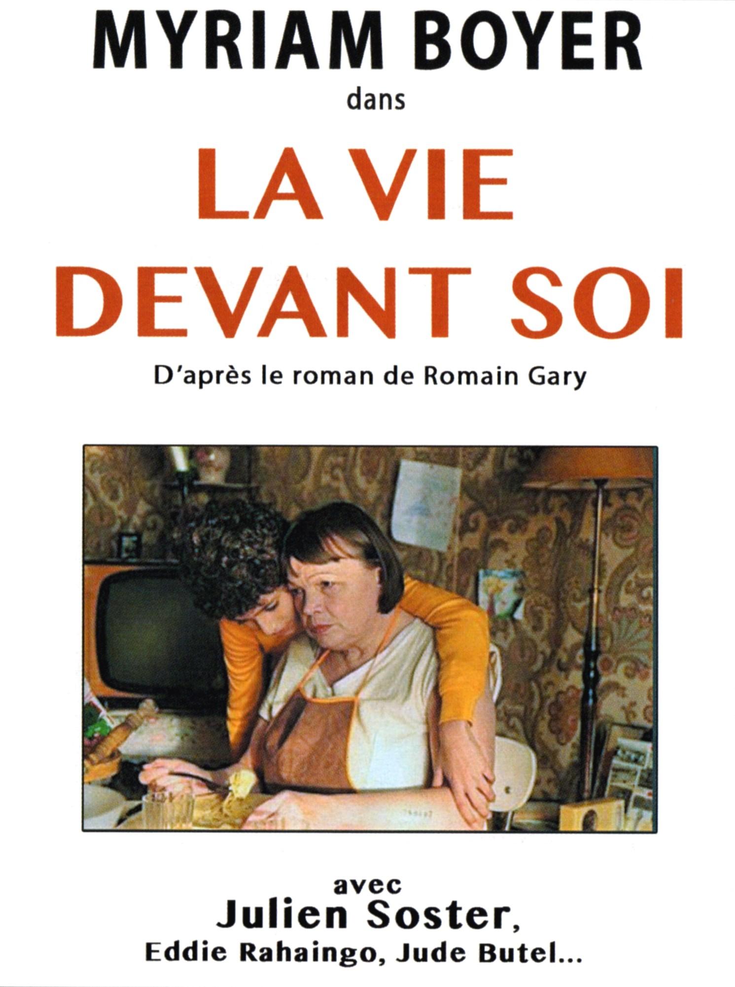 La Vie Devant Soi Film : devant, Devant, DvdToile