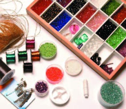 Cómo realizar objetos con perlas