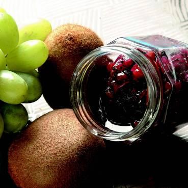 Confituras gelatinas y mermeladas