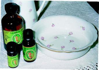 Aceites, aromas, esencias