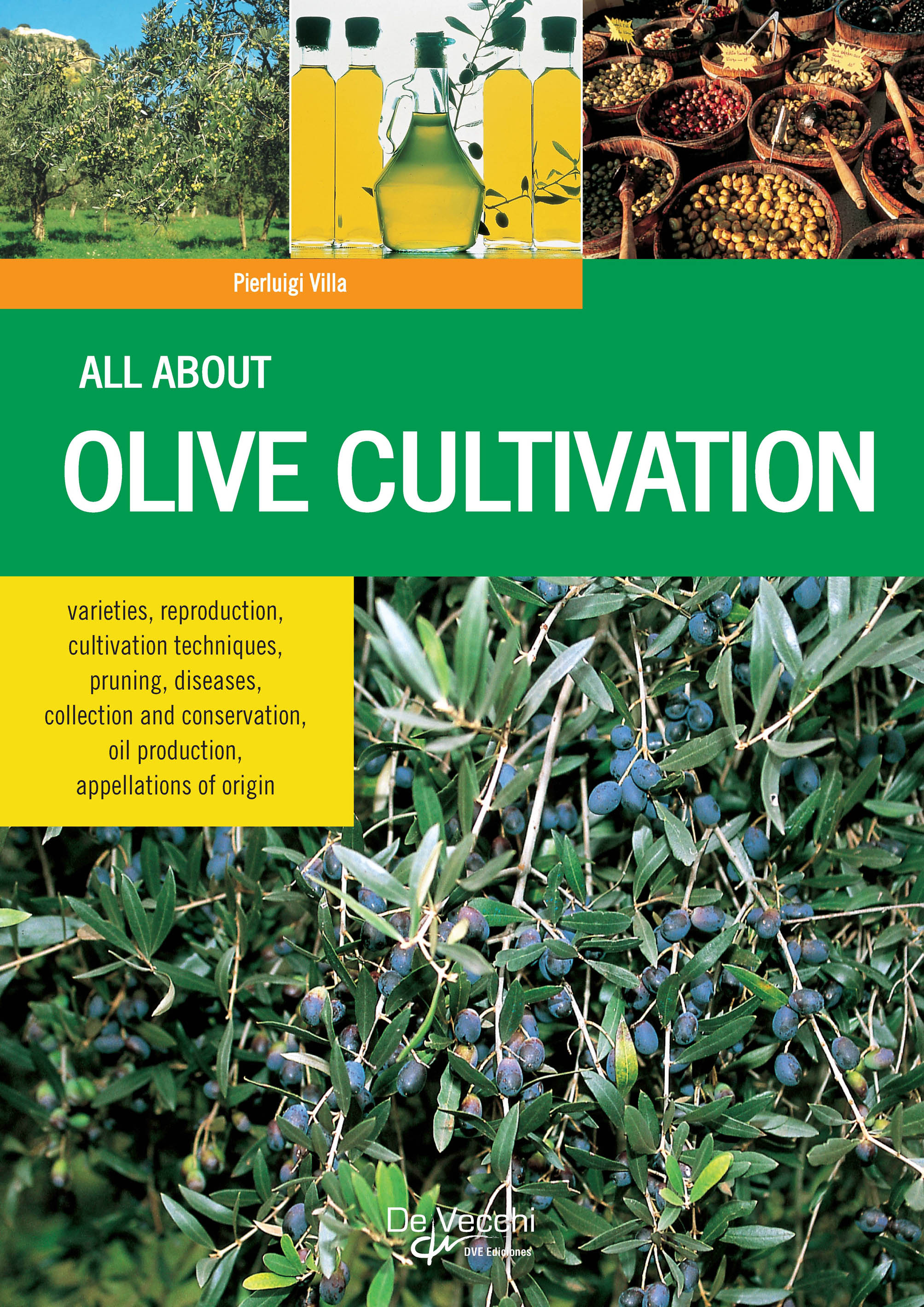 ALL ABOUT OLIVE CULTIVATION