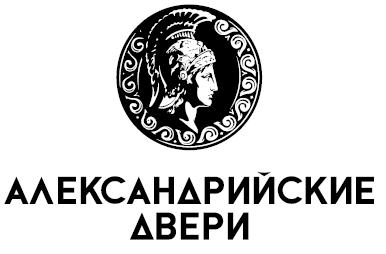 Лого Александрийские двери
