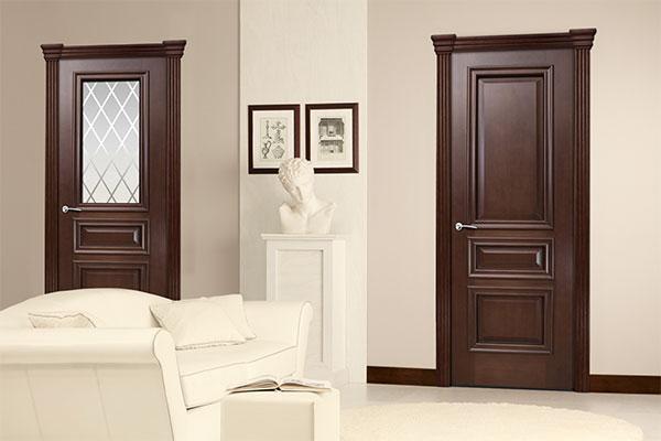 Межкомнатные двери: шпон или ламинат