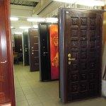 Утепленные входные двери