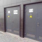 Двери для электрощитовых