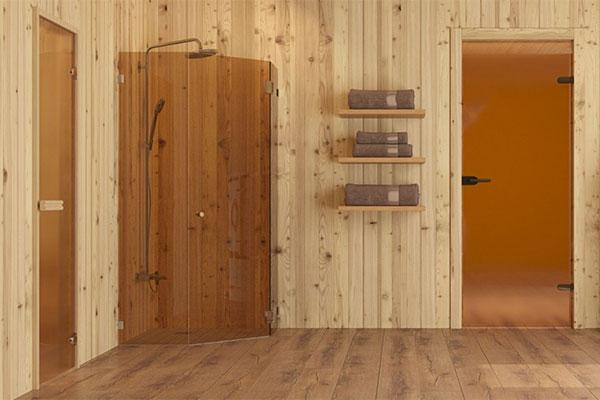 Двери для сауны, парилки