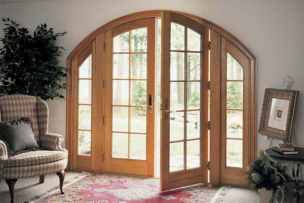 Арочные межкомнатные и входные двери – прекрасное интерьерное решение современности