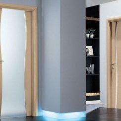 Комбинированные межкомнатные двери