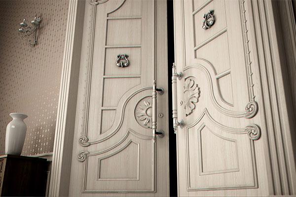 Декупаж дверей, 12 способов преобразить ваше полотно