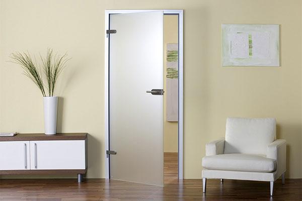 Цельностеклянные двери от производителя «Океан»