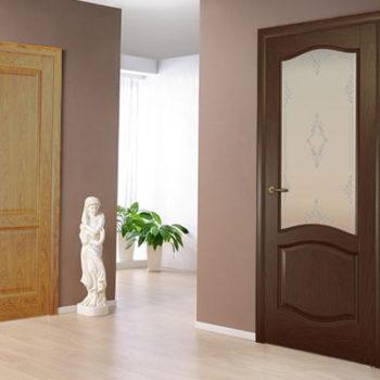 Межкомнатные двери София и Парма