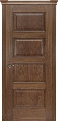 шпонированные двери с экзотическими породами дерева