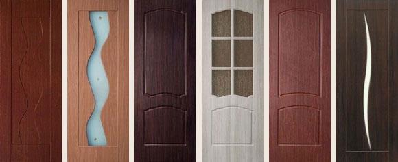 Новая производственная линейка дверей с покрытием ПВХ