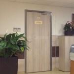 дверь облицованная пластиком CPL