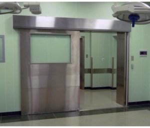автоматические откатные двери для операционной