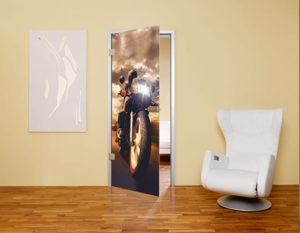 двери с фотопечатью
