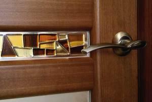 двери с фьюзингом